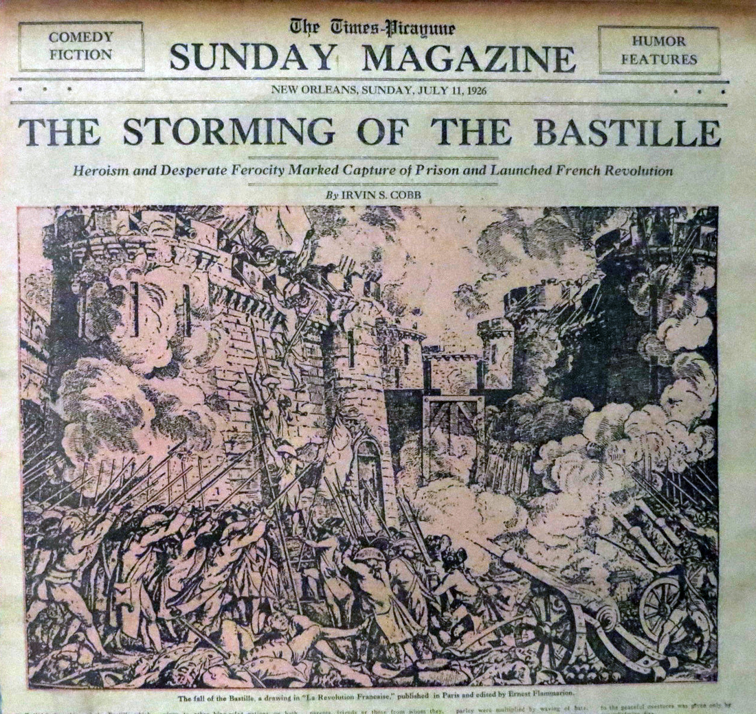 bastille day classified articles